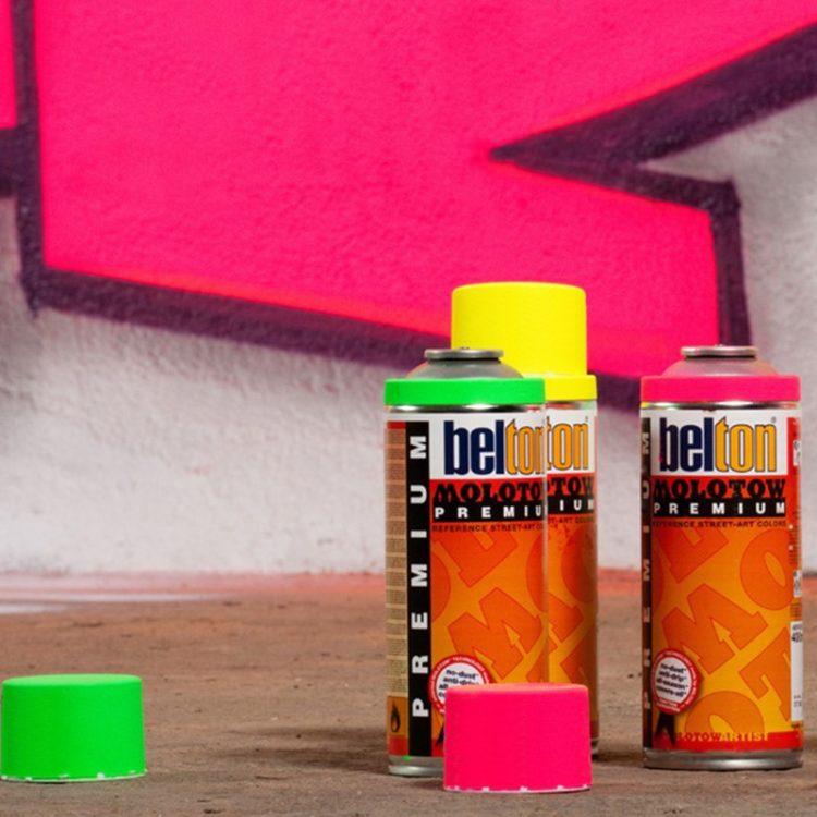 Belton Premium Neon - example 1