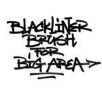 BLACKLINER BRUSH - example 6