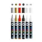 Chalk Marker Basic-Set 1 (4 mm) 2