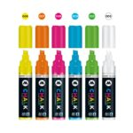 Chalk Marker Neon-Set (4-8 mm) 2