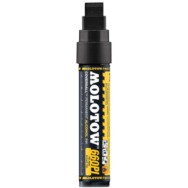COVERSALL™ 660PI  Marker 15 mm