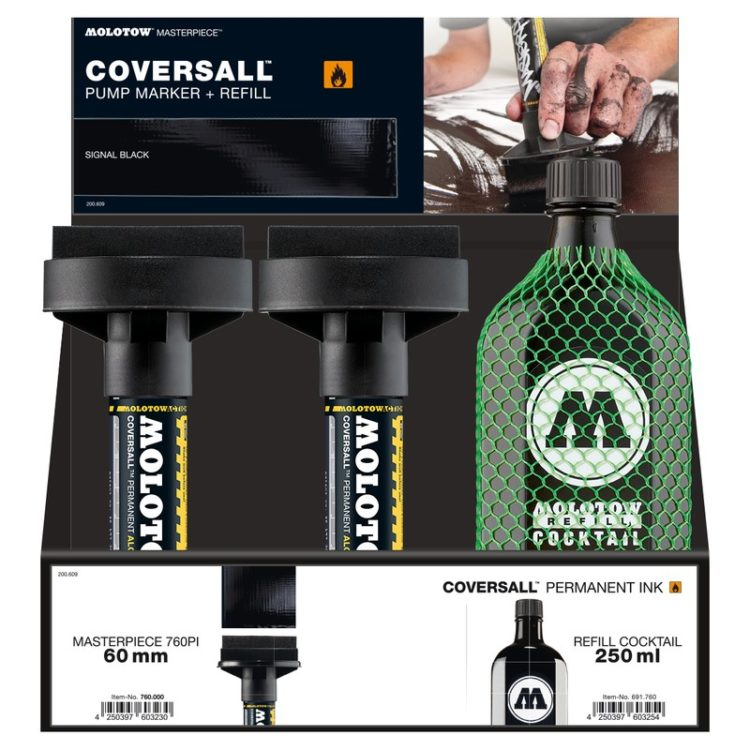 Coversall Ink-Set Collection