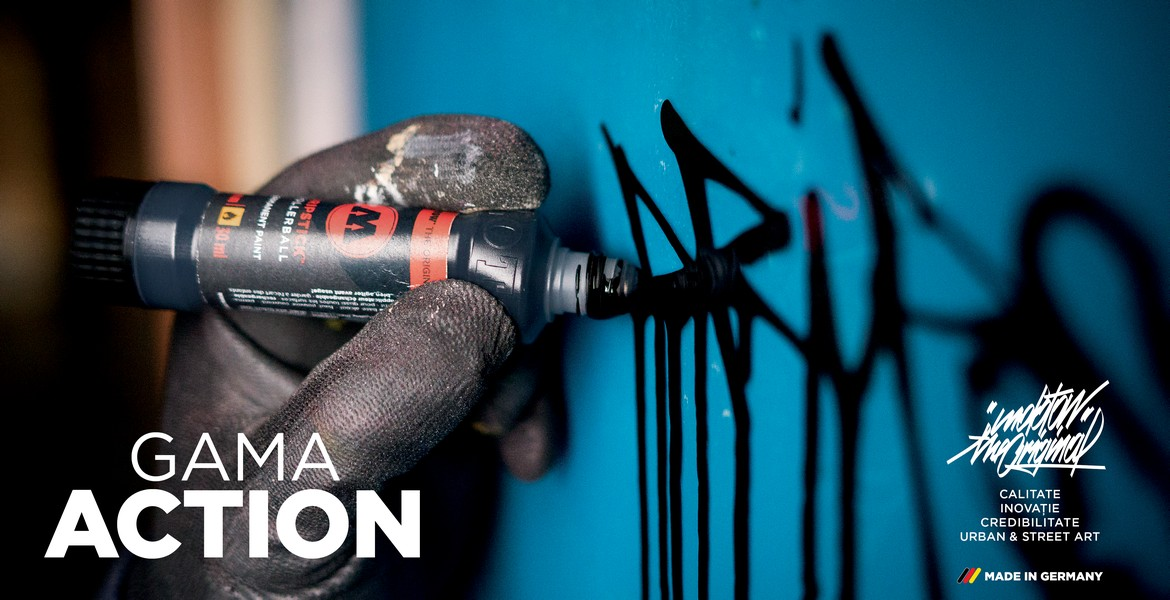 Molotow gama Action