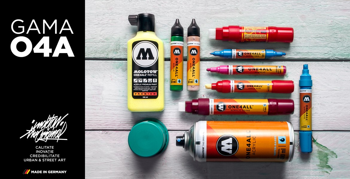 Molotow gama One4All