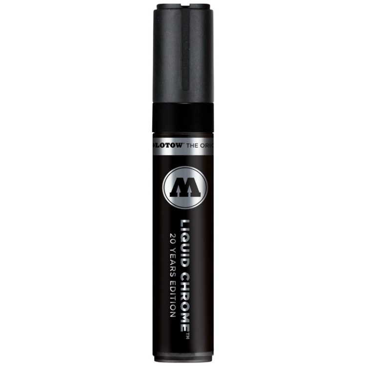 LIQUID CHROME™ MARKER 5 mm - close