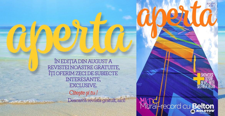 Magazin Aperta 08-2019