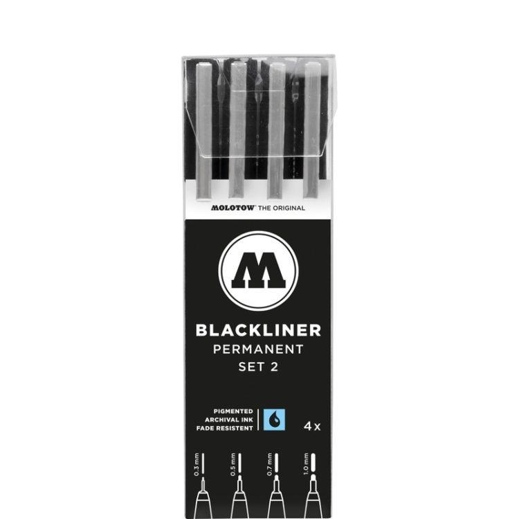 BLACKLINER Set 2