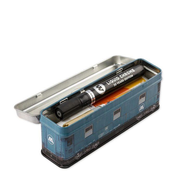 MOLOTOW™ TRAIN Seel Box - example 1