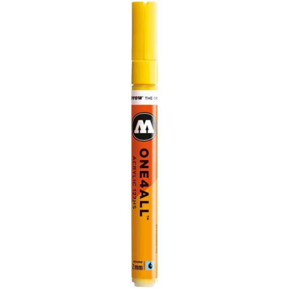 ONE4ALL™ 127HS 2 mm - zinc yellow - close