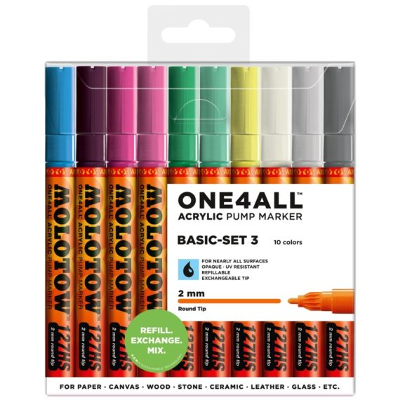 ONE4ALL™ 127HS Basic-Set 3
