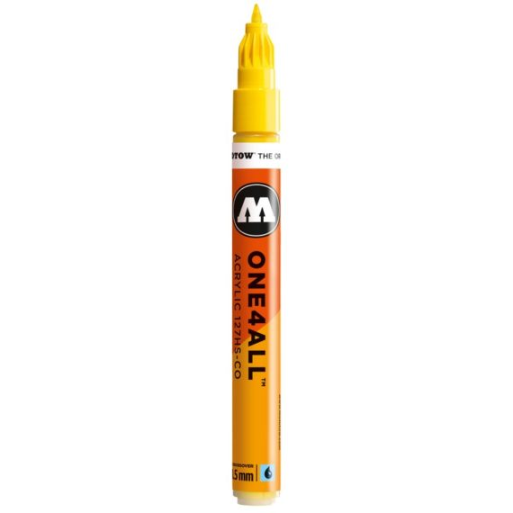 ONE4ALL™ 127HS-CO 1,5 mm – zinc yellow