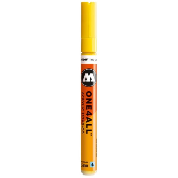 ONE4ALL™ 127HS-CO 1,5 mm - zinc yellow - close