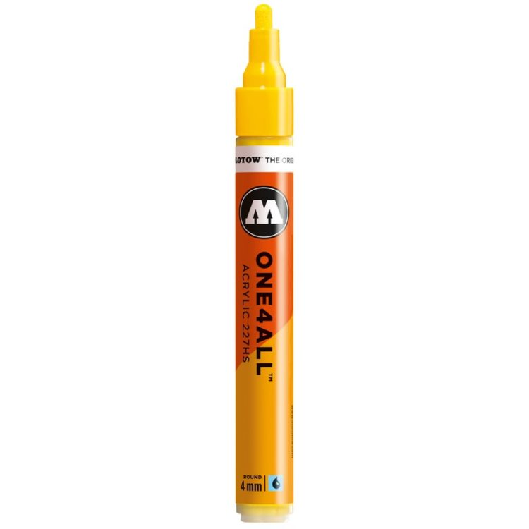 ONE4ALL™ 227HS 4 mm - zinc yellow
