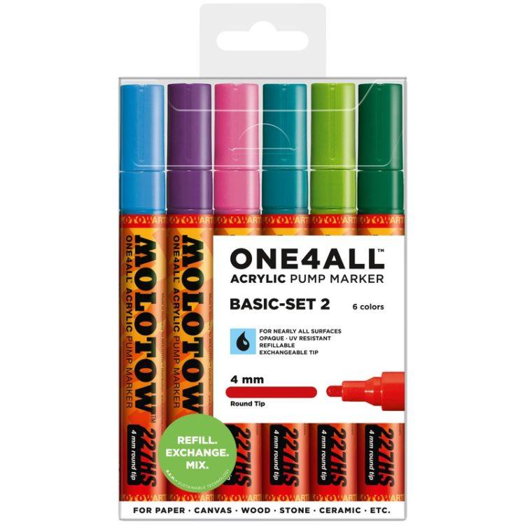 ONE4ALL™ 227HS Basic-Set 2