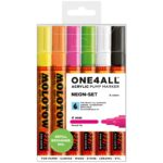 ONE4ALL™ 227HS Neon-Set