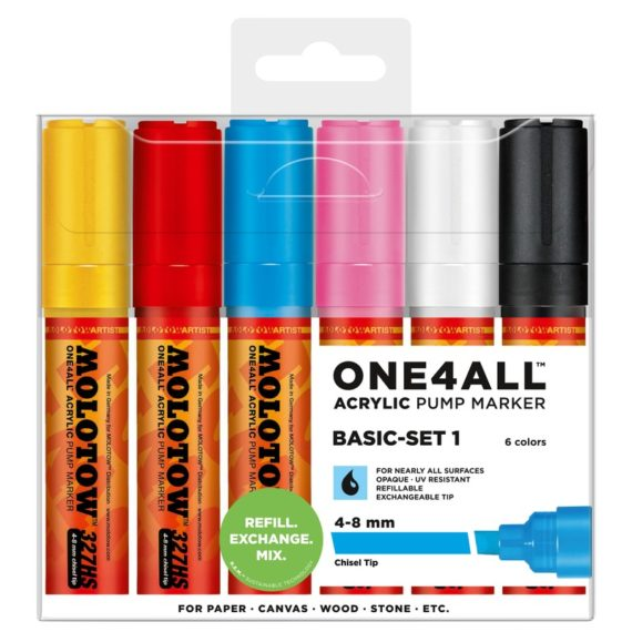 ONE4ALL™ 327HS Basic-Set 1