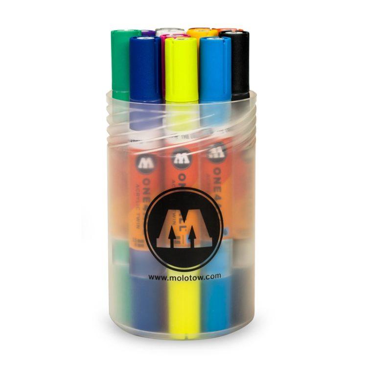 ONE4ALL™ ACRYLIC TWIN Main-Kit 1 - 12er Box