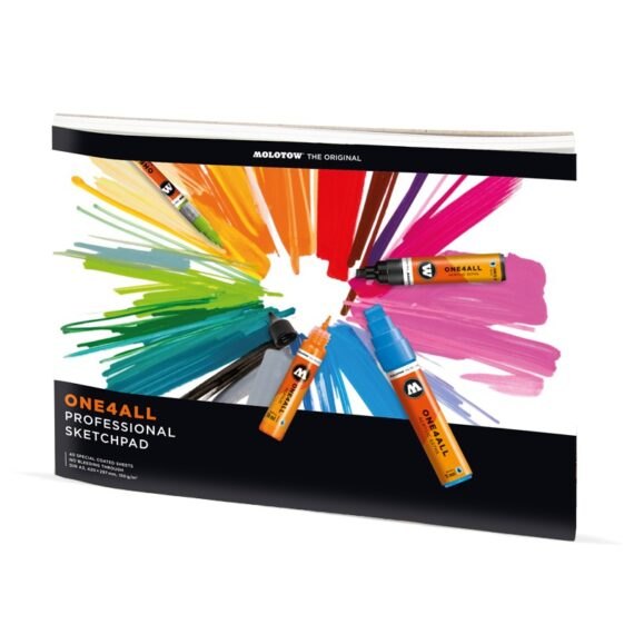 One4all Professional Sketchpads A3