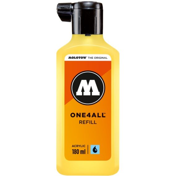 ONE4ALL™ Refill 180 ml – zinc yellow