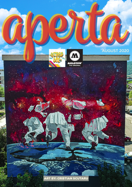 Aperta Magazin – august 2020