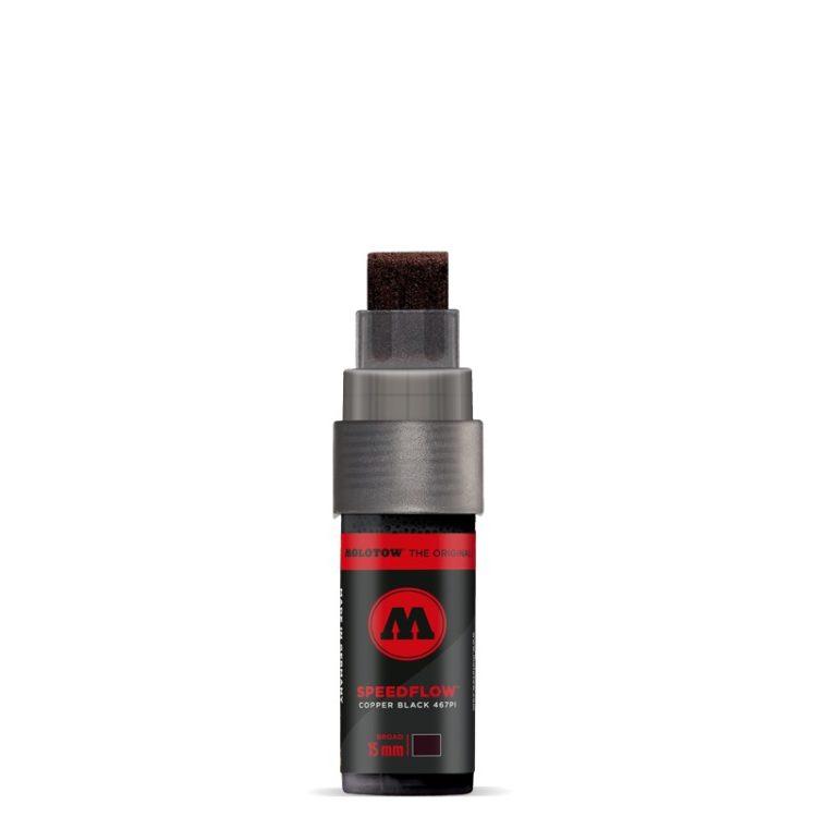 SPEEDFLOW™ 467PI Marker 15 mm - close