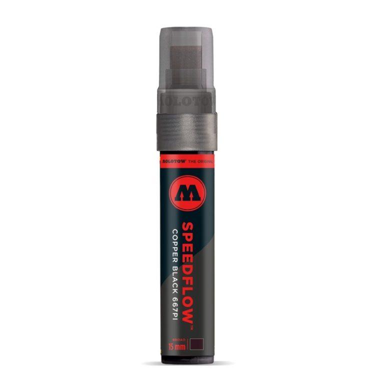 SPEEDFLOW™ 667PI  Marker 15 mm - close