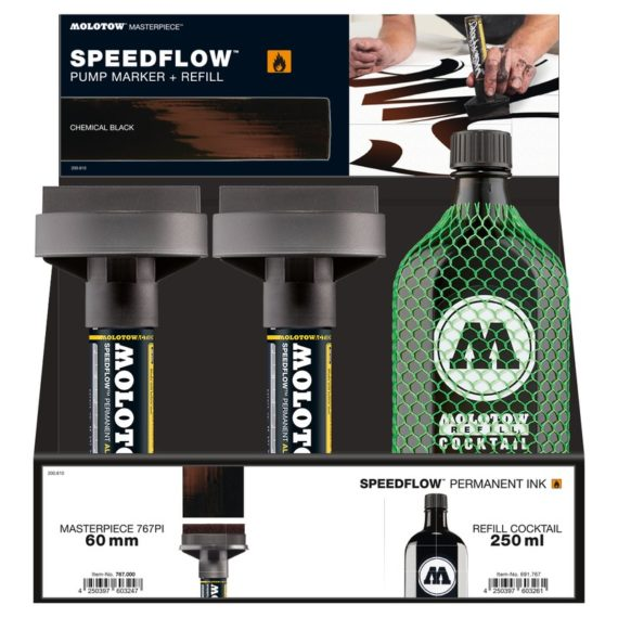 SPEEDFLOW Ink-Set Collection
