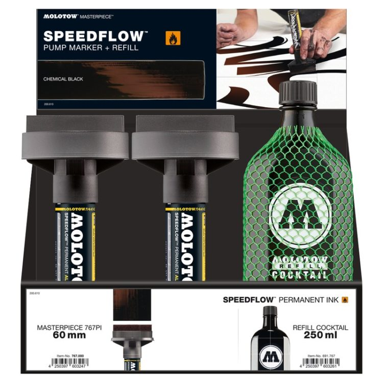SPEEDFLOW Ink-Set Collection