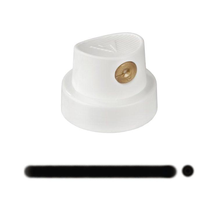 Spray cap Outline Special white/gold