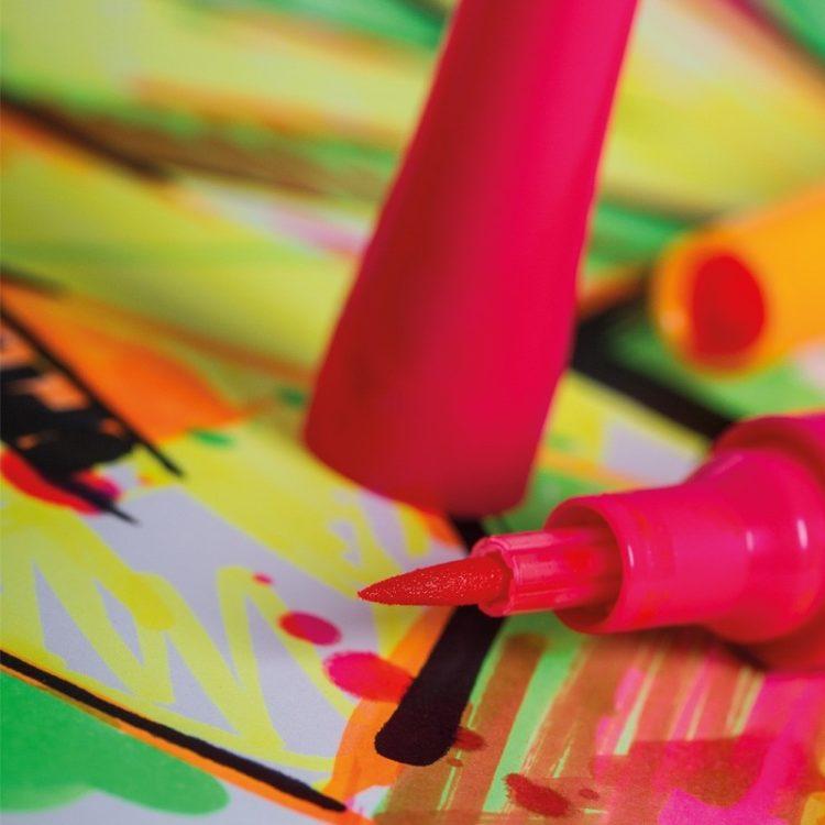 UV-Fluorescent Pump Softliner 1 mm - example 4